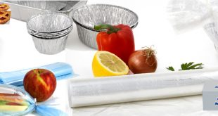 قیمت روز فویل آلومینیوم ظروف یکبار مصرف